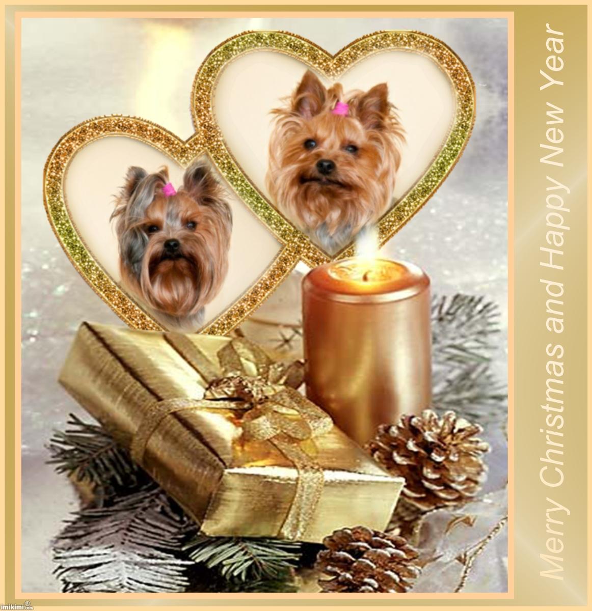 Radostné Vianoce a šťastný nový rok
